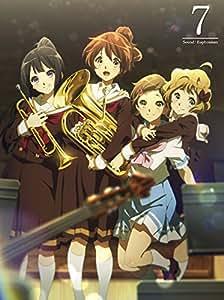 【Amazon.co.jp限定】 響け!ユーフォニアム 7 (オリジナル2L型ブロマイド付) [Blu-ray]