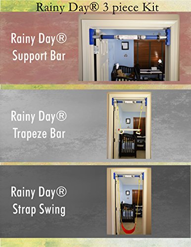 Rainy Day Indoor 3 Piece Combo Kit front-992148