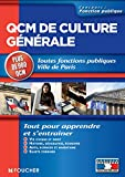 Image de QCM de culture générale (Concours Fonction Publique)