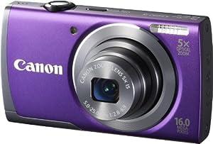 Canon PowerShot A3500 - Cámara compacta de 16 Mp (pantalla de 3