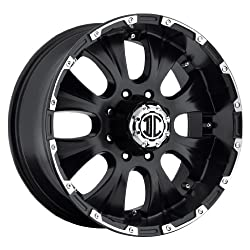 20 inch 20×9.0 2Crave Xtreme NX-2 Black wheel rim; 8×6.5 8×165.1 bolt pattern with a +0 offset. Part Number: NX2-2090YY+0XM