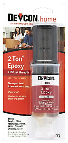 devcon-31345-2-ton-clear-epoxy-25-ml