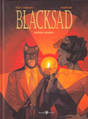 Anima rossa. Blacksad