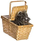 Wizard of Oz Dorothys Toto in a Basket