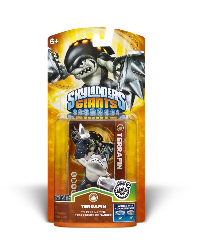 Skylanders Giants - Terrafin (Universal)