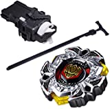 Takara Tomy Metal Fight Beyblade BB-114 Starter Vari Ares D:D with Black Light Launcher LR