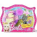 Barbie Mini Pets Frisbee Fun Puppies