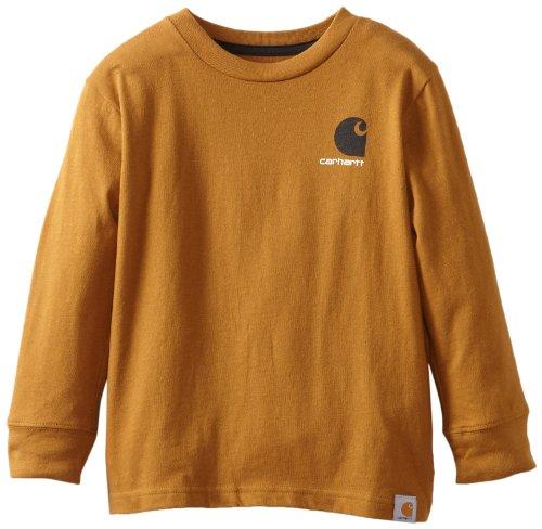 Carhartt Little Boys' Logo T-Shirt