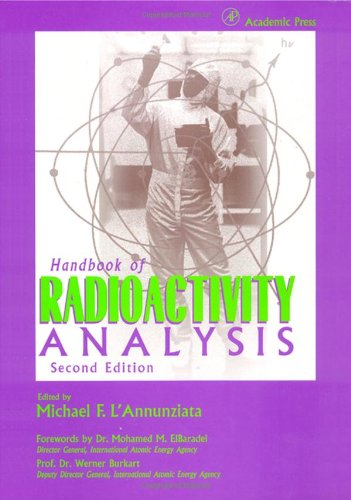 Handbook Of Radioactivity Analysis, Second Edition front-614573