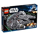 Lego Star Wars bundle includes: Star Wars - Millennium Falcon - 7965 + Stars Wars - Geonosian Cannon - 9491