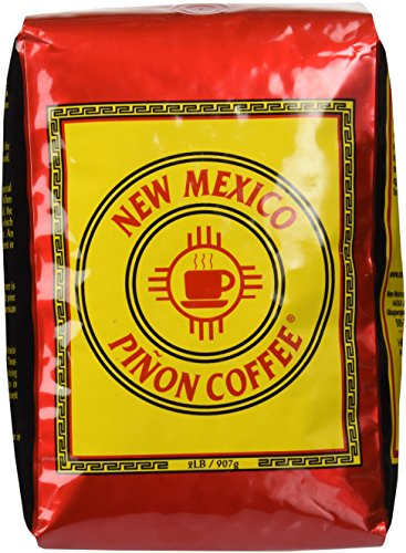 NM Piñon Coffee Regular Whole Bean 2lb (New Mexico Pinon Coffee Beans compare prices)