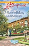 A Place to Belong (Love Inspired)