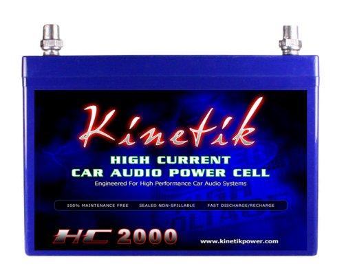 Kinetik KHC-SPA Side Post Battery Adapter Set
