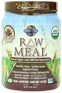 Garden of Life Raw Organic Meal Chocolate , 606 Gram