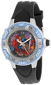Marvel Comics Kids' MA0108-D375-Blue Marvel Spider-Man Spectrum Watch