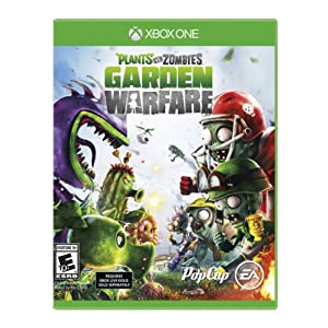 Plants vs Zombies Garden Warfare: Xbox One Coupons Promo Codes Discounts 2013 images