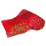 Gujattire - Floral Pattern Designer Doublebed Quilt - Q47