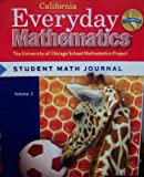 img - for Everyday Mathematics: Journal 2 Grade 1 California book / textbook / text book