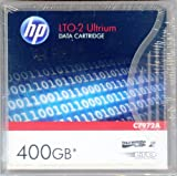 HP 1PK 200GB/400GB LTO Ultrium Data Cart for Ultrium 2 Drives