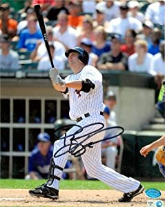 Paul Konerko autographed 8x10 photo (Chicago White Sox) Image #5 MLB HOLOGRAM