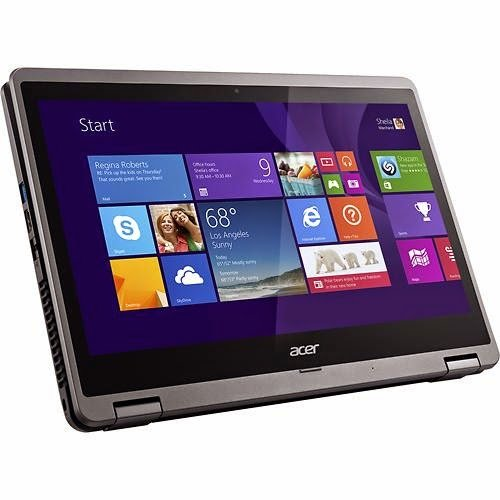 Acer-R3-471T-Ultra-Portable-Convertible-Touchscreen-Laptop-4th-Gen-Intel-i5-4210U-up-to-2-7GHz-w-Turbo-Boost-6GB-1TB-14-inch-Multi-Touch-HD-LED-WebCam-HDMI-USB-3-0-BT-4-0-Certified-Refurbished-