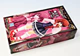 The shoes costume prize Banpresto red Sectional figure right generation Miya Miya Mari behind Maria frill skirt Umineko no Naku Koro ni (japan import)