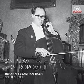 Bach: Suites pour violoncelle