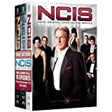 NCIS Naval Criminal Investigative Service - The Complete Seasons 1-3 ~ Mark Harmon