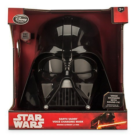 Disney Star Wars Darth Vader Voice Changing Mask (Disney Electronic Accessories compare prices)