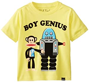 Paul Frank Boys 2-7 Toddler Boy Genius Tee from Paul Frank