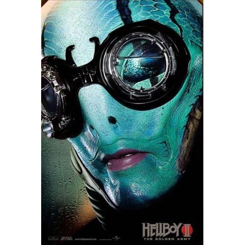 Хеллбой II: Золотая армия / Hellboy II: The Golden Army (2008) TS