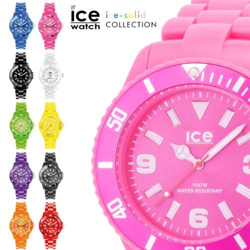 アイスウォッチ腕時計 ★icewatch正規品★ ICE-SOLID (アンセラサイト)