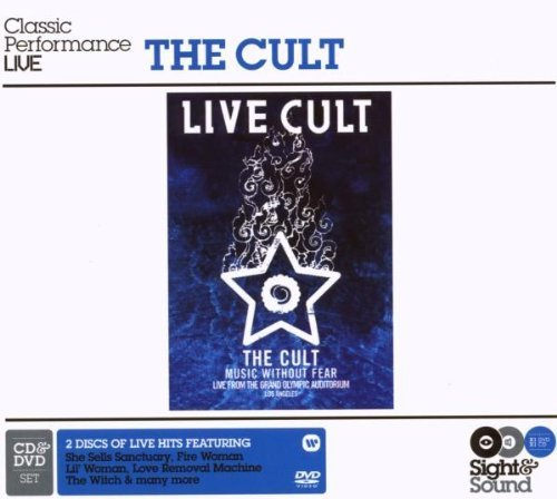 Sight & Sound: Music Without Fear by Cult (2008-09-02) (Cult Music Without Fear compare prices)