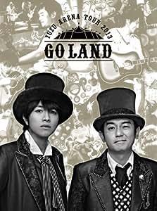 LIVE FILMS GO LAND<2DVD>