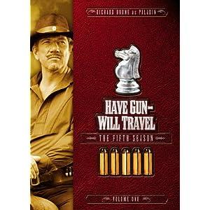 Have Gun Will Travel: Season Five, Volume One movie