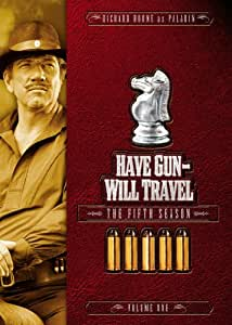 Have Gun Will Travel: Season 5, Volume One