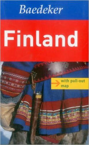 Finland Baedeker Guide (Baedeker Guides)