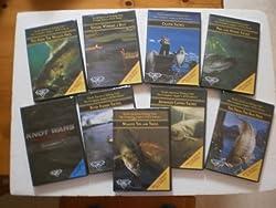 North American Fishing Club DVD Set (8 DVD Set)