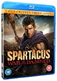 DVD - Spartacus: War of the Damned [Blu-ray]