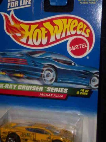X-Ray Cruiser Series #4 Jaguar XJ220 #948 Mint - 1