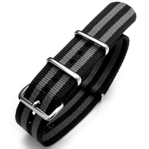 nato-james-bond-bracelet-de-montre-en-nylon-g10-avec-boucle-polie-motif-rayures-nyj-noir-gris-22-mm