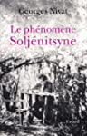 PH�NOM�NE SOLJ�NITSYNE (LE)