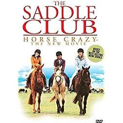 The Saddle Club: Horse Crazy