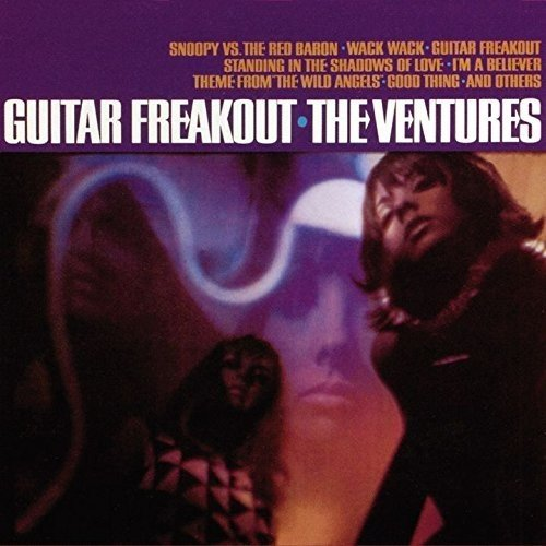 The Ventures - Guitar Freakout [No USA] (Japanese Mini-Lp Sleeve, Super-High Material CD, Japan - Import)