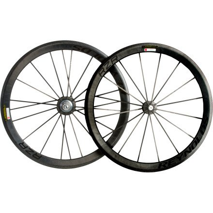 Reynolds RZR 46 Wheelset - Tubular