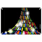 Jack Parrot Mobile Skin Rainbow 024 For Sony Vaio Laptop - 15.5 Inch