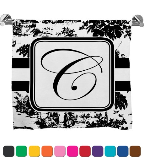 Personalized Baby Beach Towel
