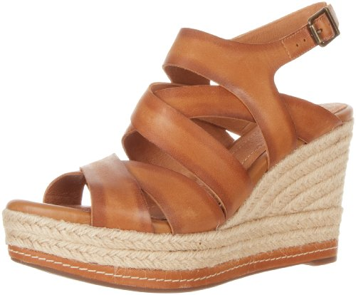 indigo by Clarks Women's Indigo By Clarks Amelia Drift Espadrille,Tan,7.5 M US