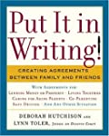 Put It in Writing!: Creating Agreemen...