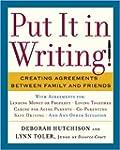 Put It in Writing!: Creating Agreemen...